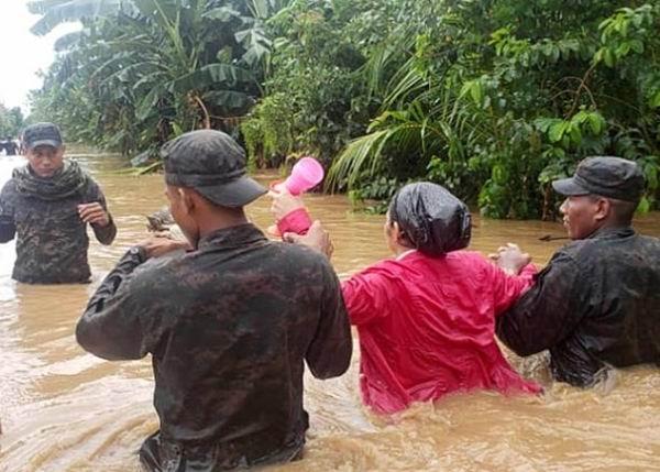 Millones de personas afectadas por Eta en Centroamérica