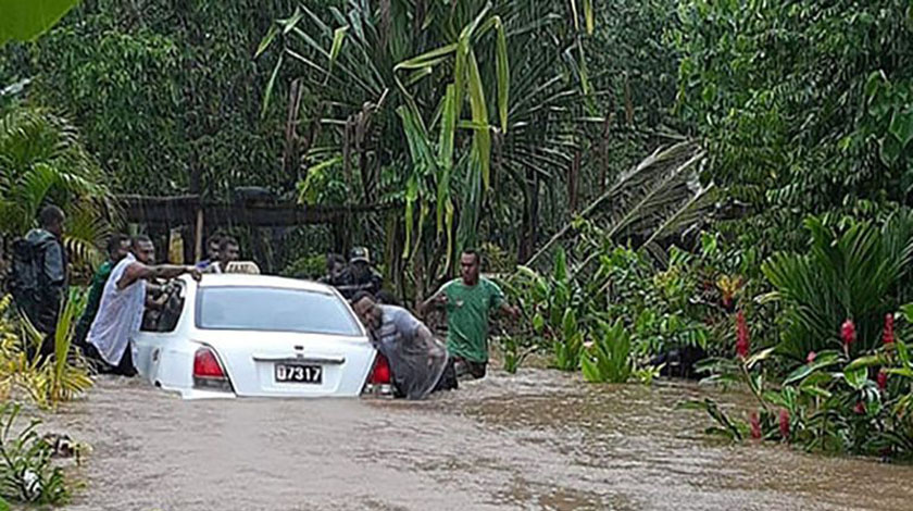 Cuba expresses condolences to South Pacific nations after hurricane Harold