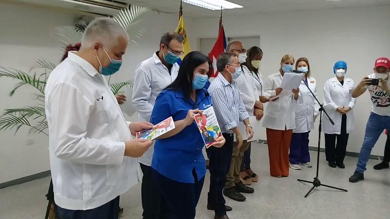 En Audio: Inauguran nuevo laboratorio en Venezuela (+Vídeo)