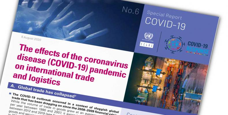 ECLAC: Latin America and the Caribbean's foreign trade will fall by 23% in 2020 due to COVID-19