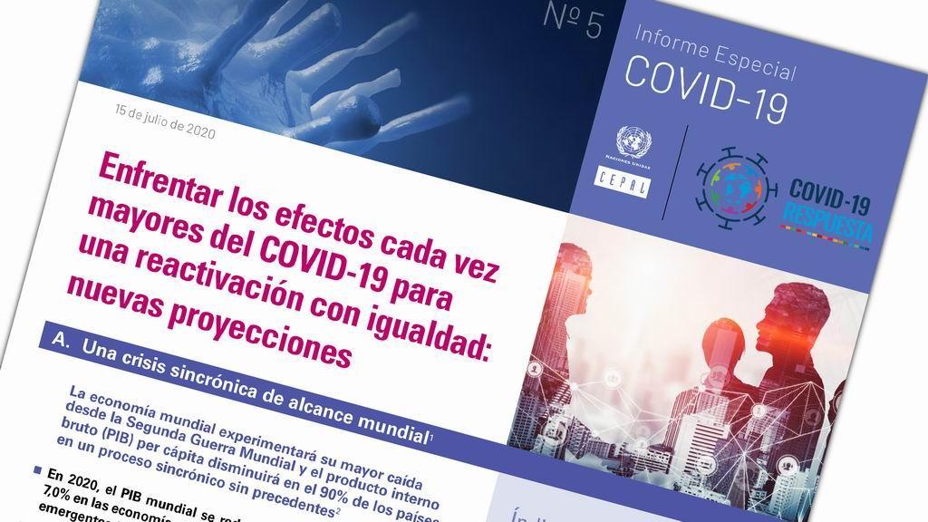 La economía de América Latina y el Caribe ante el nuevo coronavirus