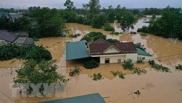 Raul and Diaz-Canel send condolences to Vietnam flood victims