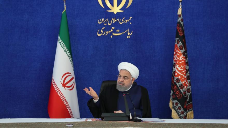 Irán acusa a Estados Unidos por sanciones en su contra