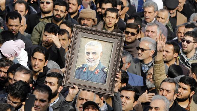 Muere un comandante de las Fuerzas Quds de Irán en un ataque de Estados Unidos en Irak