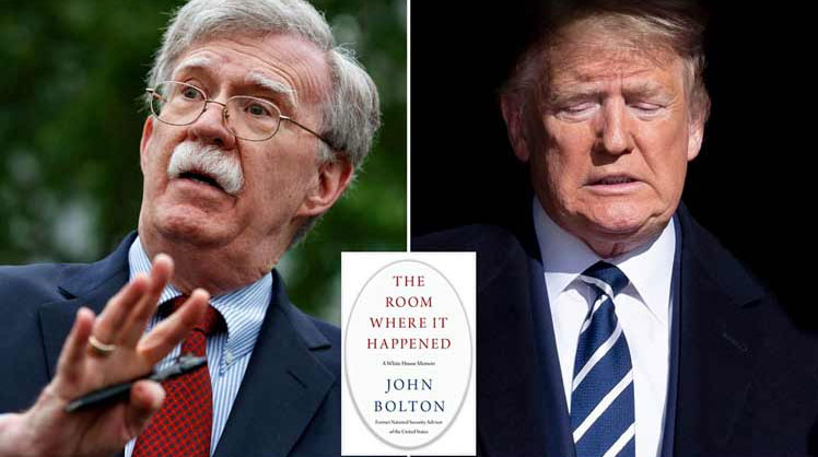 Cuban FM warns about John Bolton confessions