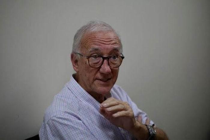 José María Tojeira, director del Instituto de Derechos Humanos de la Universidad Centroamericana