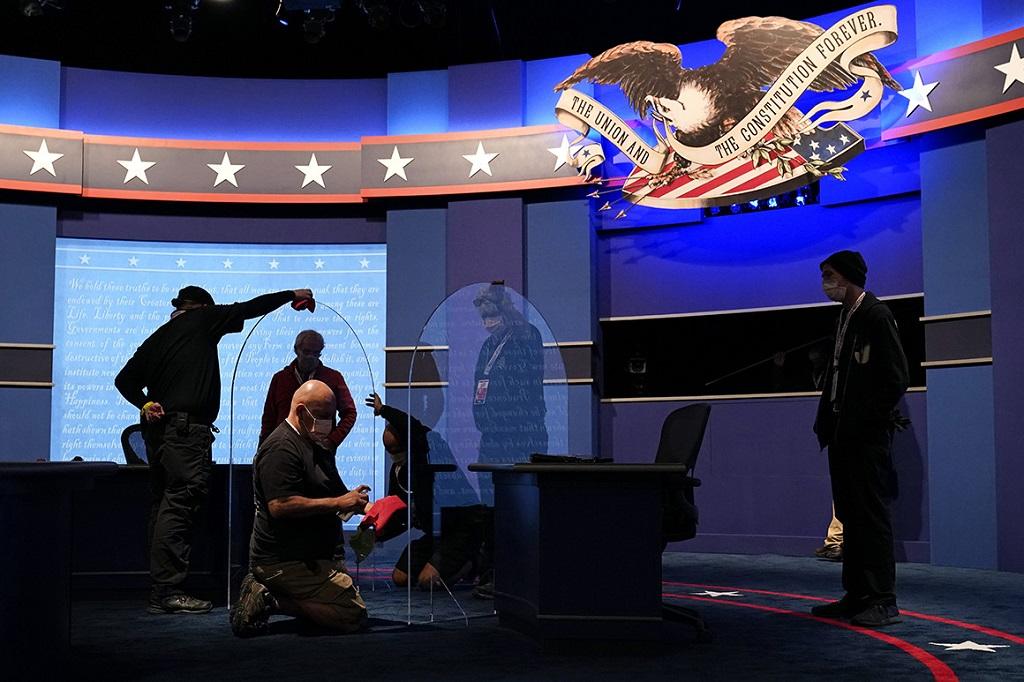 Celebrarán esta noche primer y único debate televisivo entre candidatos a la vicepresidencia de Estados Unidos