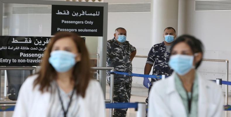 Lebanon reimposes COVID-19 restrictions as infections spike
