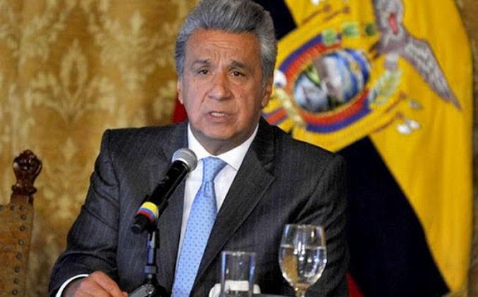 En Ecuador se enviará al Parlamento lista de aspirantes a la vicepresidencia del país