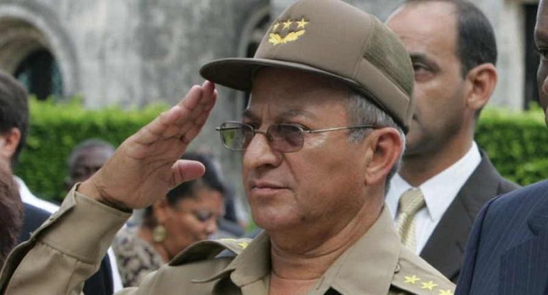 Rechaza Cuba sanción de EE.UU. contra ministro de las FAR