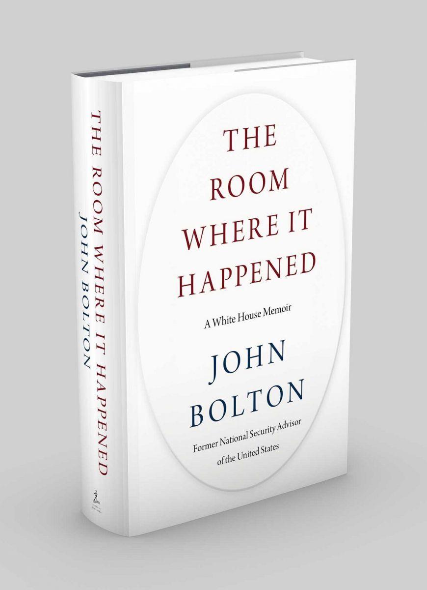 Libro de  John Bolton