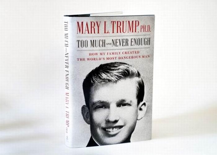 Prensa internacional se hace eco de libro revelador sobre personalidad de Trump