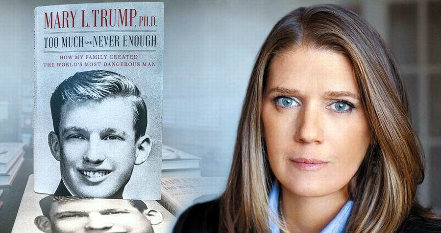Rompe récords de ventas el libro de la sobrina de Donald Trump