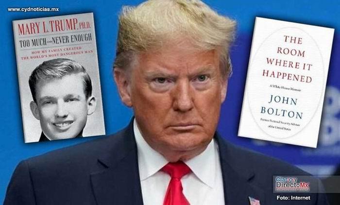 Libros sobre Trump