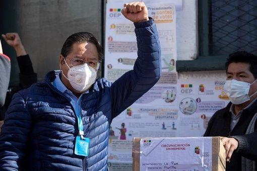 Maniobras derechistas en Bolivia