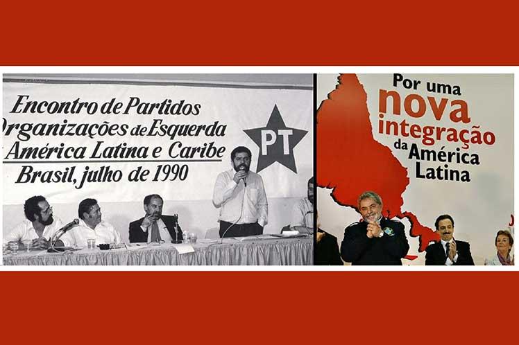 Llama Lula a defender y a recuperar la democracia en Latinoamérica