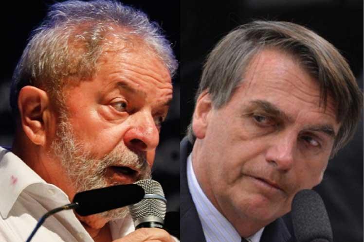 Llama Lula defender democracia en Brasil ante acto golpista Bolsonaro