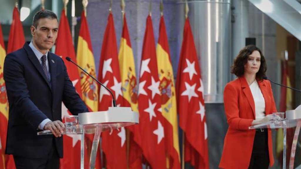 Gobierno español adopta medidas más severas ante rebrote de COVID-19 en Madrid