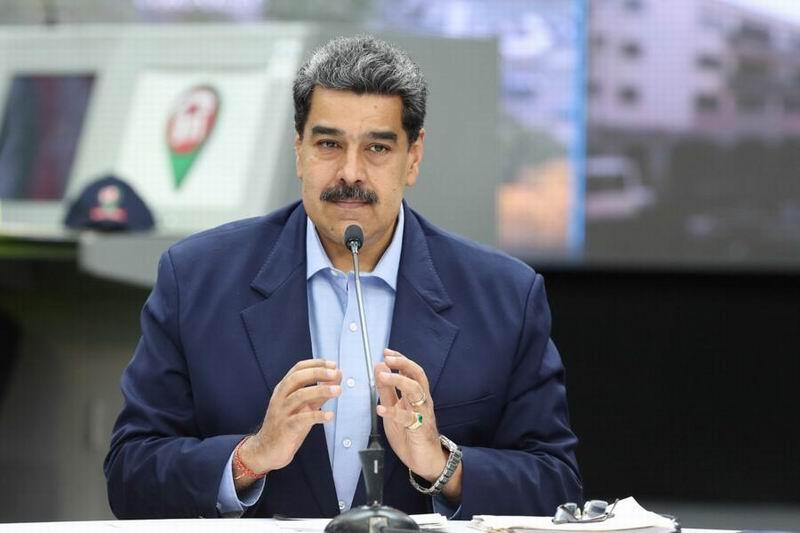 Denuncia Maduro planes desestabilizadores de la derecha en Venezuela