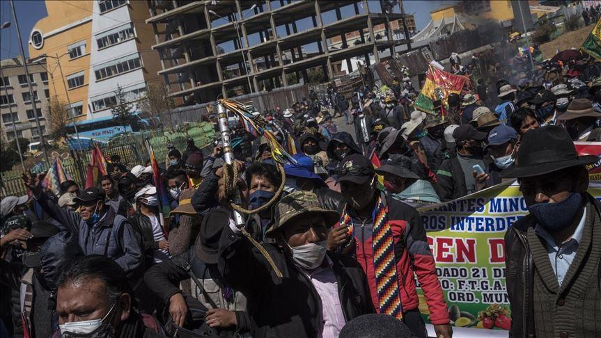 Bolivia fija elecciones presidenciales para el 18 de octubre