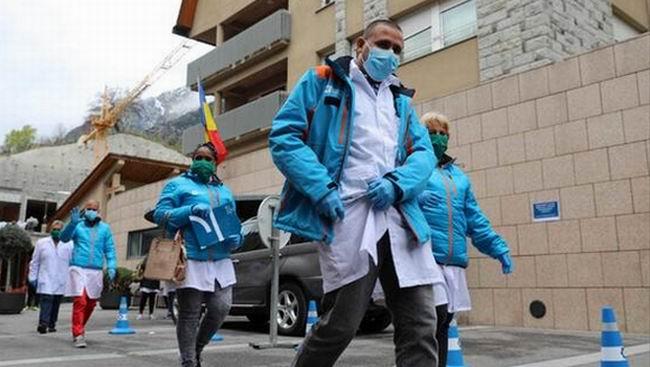 Defiende Andorra ayuda de médicos cubanos ante presiones de Estados Unidos