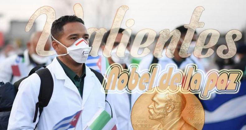 International Peoples Assembly calls to award the Nobel Peace Prize to Cuban doctors