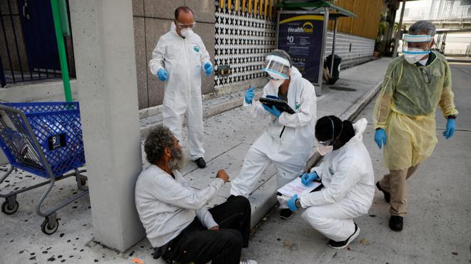 Miami Dade sigue siendo el epicentro de la pandemia en Estados Unidos