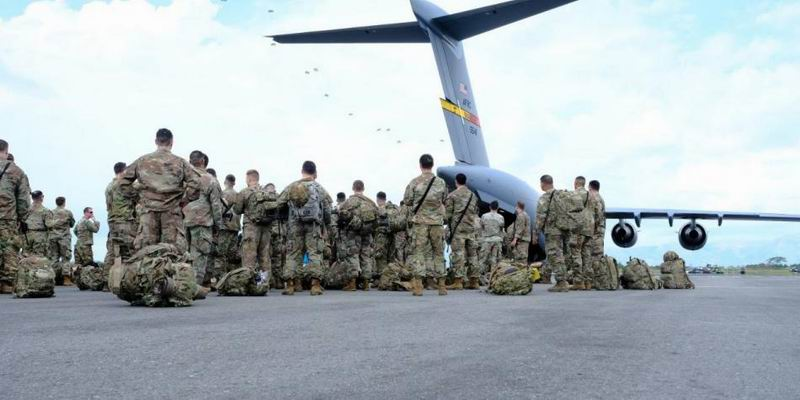 Tribunal de Colombia ordena suspender operaciones de soldados estadounidenses