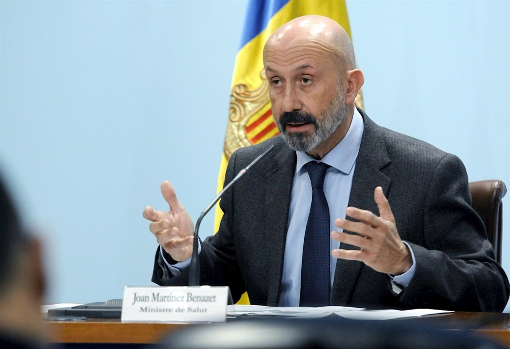 Elogia el Ministro de Salud de Andorra la labor de la brigada médica cubana