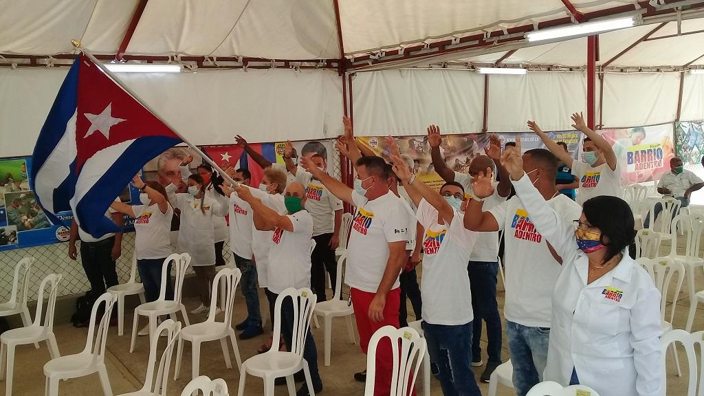Los profesionales de la Salud Pública de Cuba celebran el 26 con el reconocimiento del pueblo venezolano