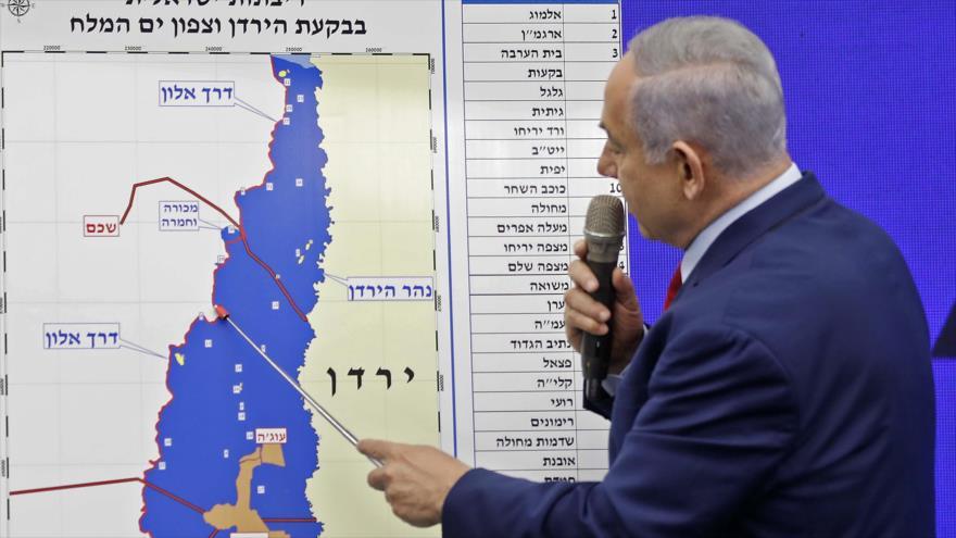 El cuestionado plan israelí de anexión de Cisjordania