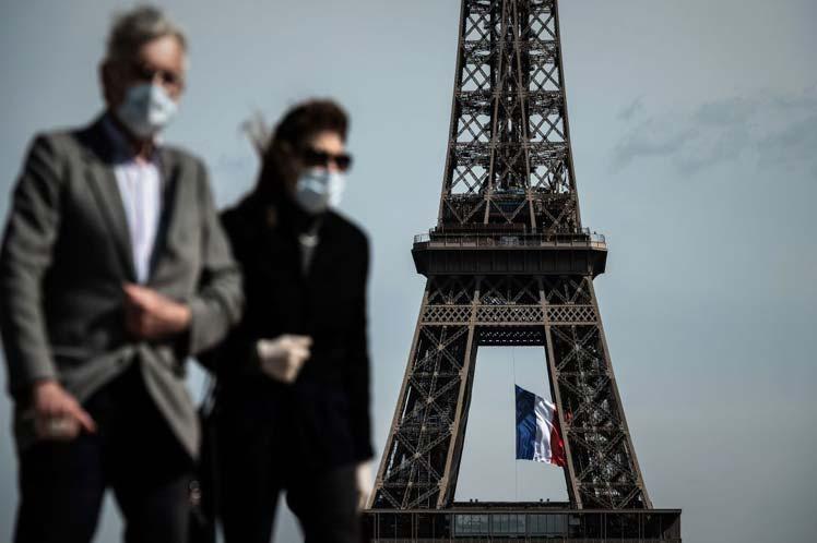Adoptará Francia nuevas restricciones ante progreso preocupante de la COVID-19