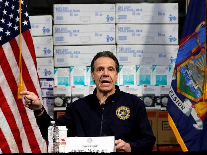 Avanza EEUU hacia un desastre nacional por la epidemia del nuevo coronavirus