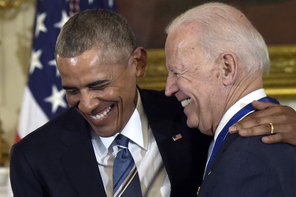 Refuerza Barack Obama la campaña de apoyo a Joe Biden