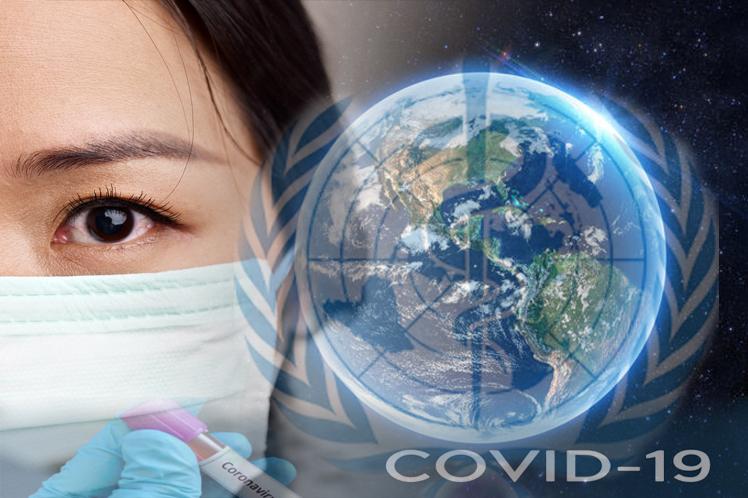 OMS advierte que se está al inicio de una tercera ola de la pandemia