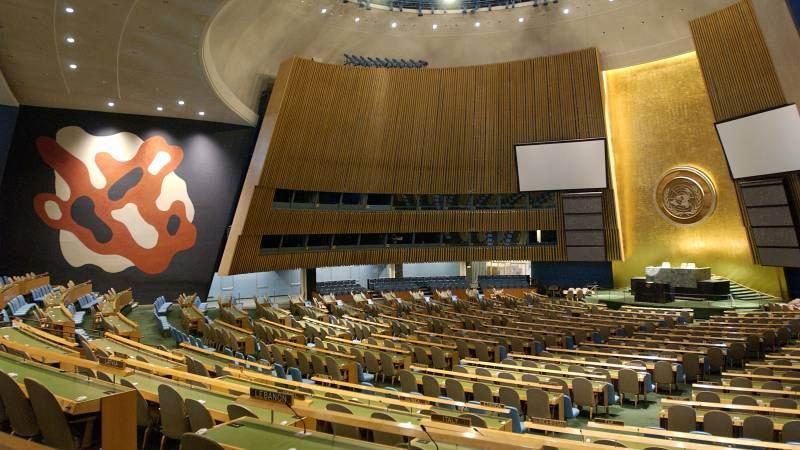 United Nations marks 75th anniversary amid coronavirus pandemic