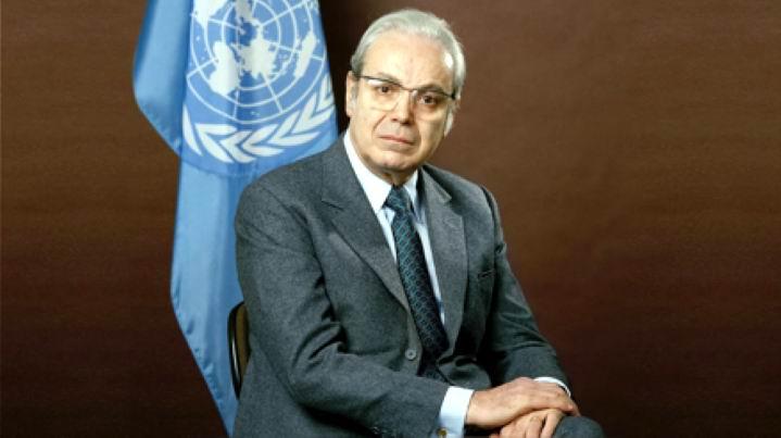 Falleció el ex secretario general de la ONU, Javier Pérez De Cuéllar