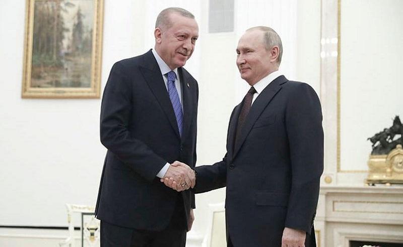 Negocian Putin y Erdogan nuevo acuerdo ruso-turco contra escalada en la provincia siria de Idlib