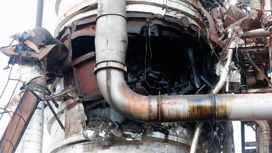 El pasado martes 27 de octubre, las instalaciones de la principal refinería del país, Amuay, fueron atacadas por un misil a distancia. Foto: Twitter PDVSA