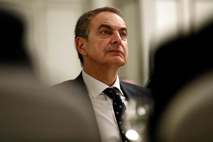 El expresidente del Gobierno español José Luis Rodríguez Zapatero dijo que está esperanzado frente a las elecciones legislativas que Venezuela.