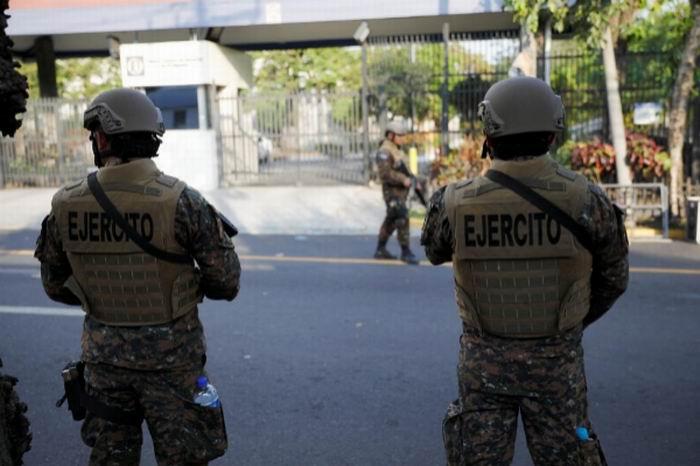 El Salvador, momentos de tensión