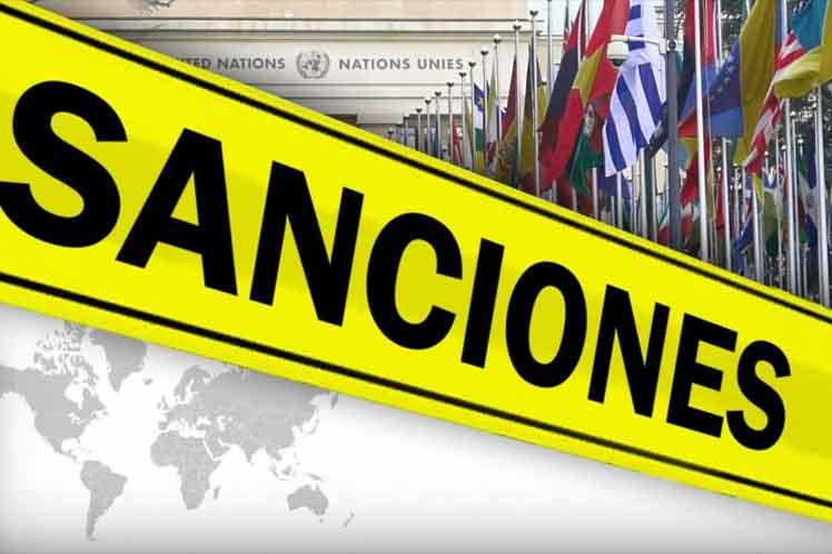 En medio de la pandemia, la ONU llama al cese de medidas coercitivas