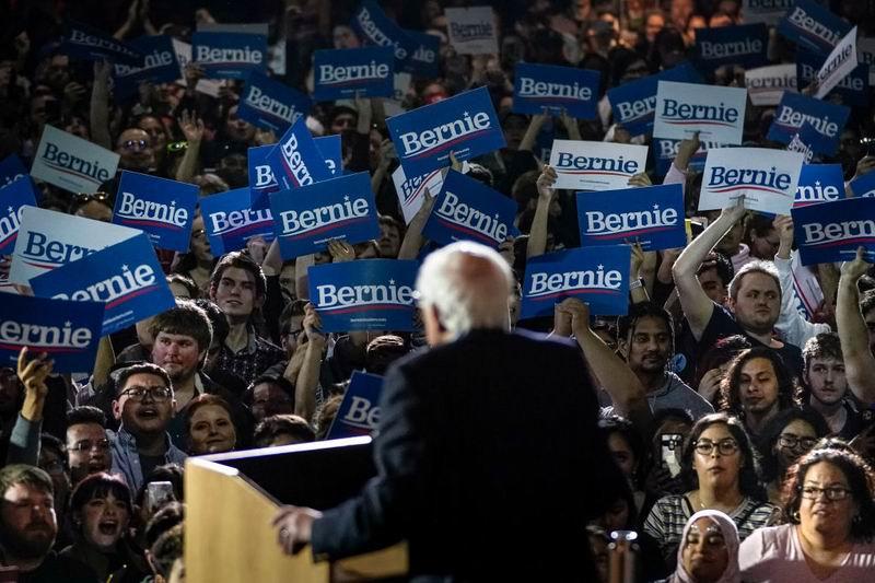 Sanders gana en Nevada