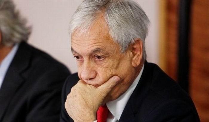 El presidente de Chile bajo querella