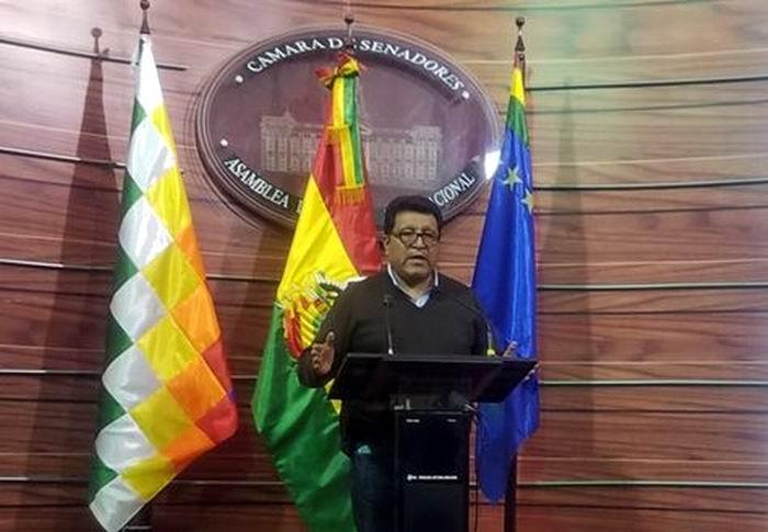 Rechazan militarización de Bolivia