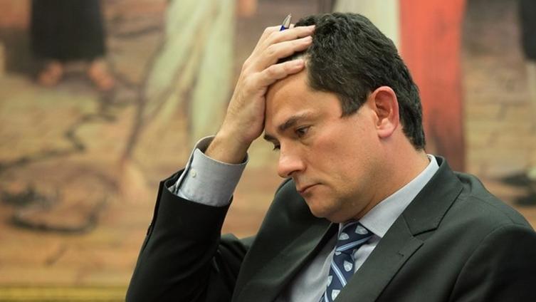 Promete The Intercept revelar hoy nuevos documentos relacionados con el ex ministro de justicia brasileño, Sergio Moro