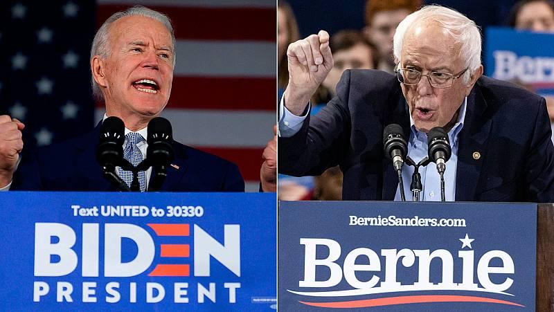 Llega carrera presidencial demócrata a su primer momento más decisivo