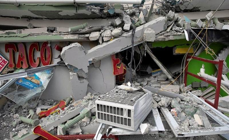 Critican negligencia del gobierno de Puerto Rico tras los terremotos