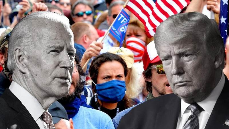 En las encuestas a escala nacional, Biden aventaja a Trump por un promedio de 8,7 puntos, mientras en Florida esa ventaja es de siete puntos