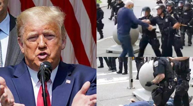 Polémicas en torno a Trump
